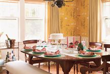 Dining Room Inspiration  / by Crafty Cree