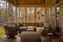 House - Florida Room / by Lynn O'Donnell