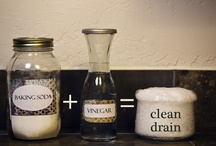 Cleaning ideas / by Courtney Davidson