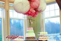Wedding Sweet Tables / by A Modern Proposal - Edmonton Wedding Planner