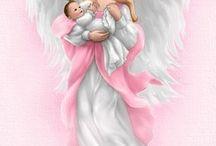 Angel Babies / by Jennifer Jefferis
