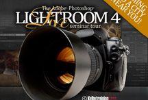 Lightroom 4 / by Kaye DeHays