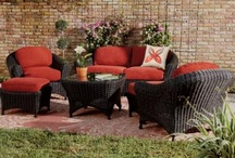 Outdoor Space / by Holly Sullivan