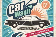 Car wash / by Muchlis Yusuf