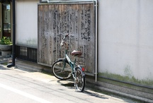 Bike with something / by Tomoyuki Nishikawa