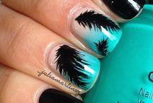 Nails ;) / by Makena McFadden