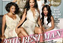 Magazine Covers& Fans! Actors! / by Unaisi Richards