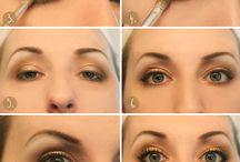 Make up Tutorials / by stephanie bahena