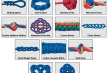 Crafts - Macrame + Rope / by Bonka Perry