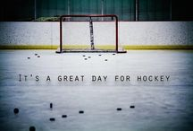 I <3 Hockey / by Carrie M