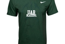 Official Blazer Gear / Order online! http://shop.uabsports.com/Default.aspx/source/UAB-OASNav-Store#  / by UAB Athletics