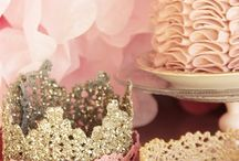 Princess party  / by Nadine Simpson