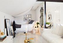 Studio/loft apartment / by Gravity Interior