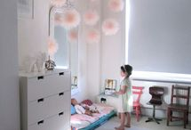 Kids Rooms / by Kate Pereira