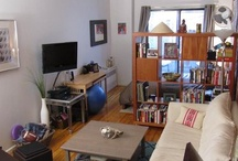 Downsizing & My studio apartment. / by Holly McDonald