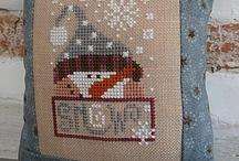 Stitching - Finishing Ideas / by Lorraine Somcher
