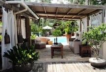 Outdoor Room Ideas / by Emily Finck