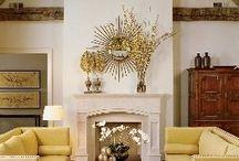 Livingroom Ideas / by Belva Sikes