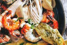 Seafood / Food from the sea / by Mama Maggie's Kitchen - Maggie Unzueta