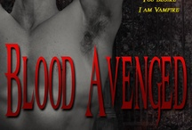 Blood Avenged-Sons of Navarus #1 / I am everything you desire. I am vampire.  Powerful and manipulative, Vasilije does as he pleases. A vampire beholden to no one, he takes what he desires, drinking deeply the pleasures this life has to offer.  When one of his own is staked, Vasilije must travel to New Orleans to exact his revenge. There he meets Sasa, a beautiful woman who arouses him like no other has for centuries. Vasilije's need for vengeance is equaled only by his passion for her.  / by Gabrielle Bisset