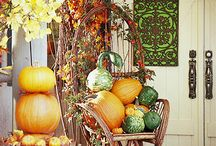 Fall Decor / by Debbie Thornton