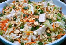 Salad...Glorious Salad! / by Ronda Sierra