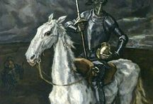 Don Quixote / Images  / by Margaret Miller