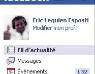 Farcebook / Quelques étrangetés Facebook ;o) Eric, http://eric-lequien-esposti.com / by Eric Lequien Esposti