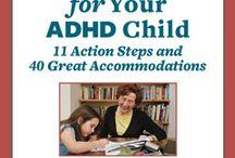 ADHD & ODD / by Leslie Luberg