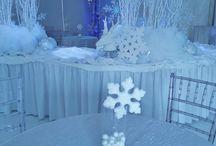 Winter Wonderland Theme / by Ashley Verhagen