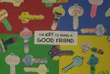 Bulletin board ideas / by Denise Colbert