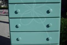 Dresser ideas / by Tracy Smith