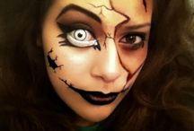Halloween makeup & costumes / by Teresa Harrison
