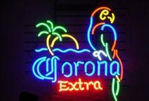 Neon light signs... / by Sierra Connin