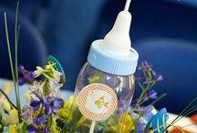 Baby Shower Ideas / by Lindsie Kline
