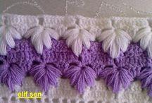 Crochet - Stitches & Edgings / by Stephanie Zanghi Mino