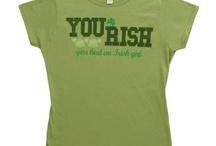 Irish! / I feel Irish- I am English-Irish  descent mostly / by Mary Brandner
