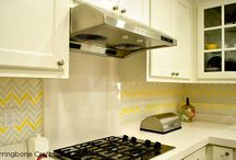 Stenciled Kitchens / by StencilSearch