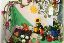 """Bulletinboards/Thematafels.-deuren,-hoeken én -borden... / op dit bord vind je decoraties rond thema's die je in de klas kunt gebruiken.Vooral de thema borden ( of zoals de Amerikanen ze noemen """"Bulletinboards"""") zijn héél mooi te gebruiken om je lokaal in het thema van die periode te versieren. / by Anne"""