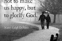 Scripture Quotes/Religious Quotes / by Tasha Medlock