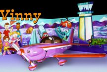 Vinny the Plane / by Van Nuys Airport (VNY)