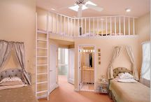 Bedrooms / by Kylie S