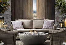 Outdoor Decor / by Carrie Kleffner
