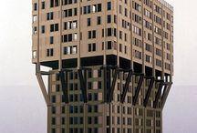 Architectures / by Antonio Montano