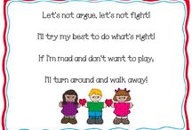 preschool learning / by Laura Lee