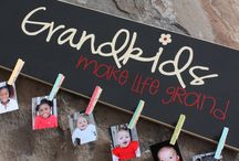Grandparents Crafts / by Dana Young