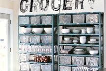 Storage / Perfecting the art of storage. / by A Thrifty Mrs