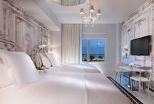 Hotels I want to stay in! / by The Design Fairy Ltd