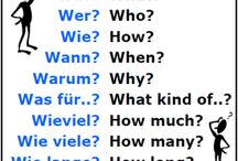 Learning German / by Ashley Ann Knudsen