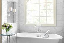 Bathroom Design / by Janice @ Better Off Thread